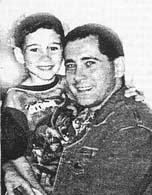 Elían Gonzalez - reunited with his father