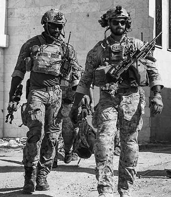 US special forces against ISIS