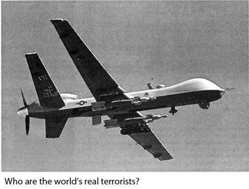 Drone assassinations are pure fascism